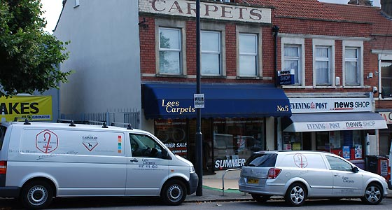 Lee's Carpets Bristol